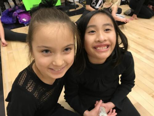 Gwen and McKenna Holiday Show