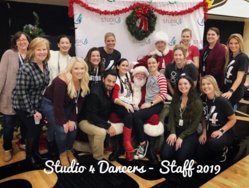 Staff 2019
