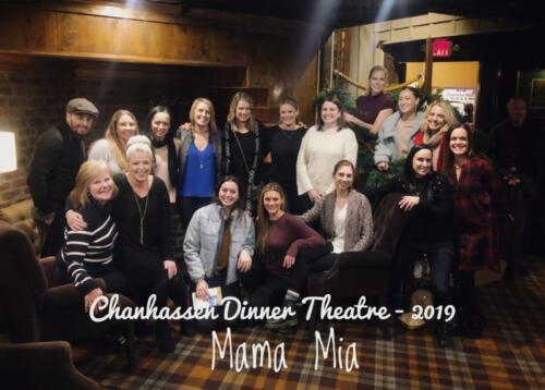 Mama Mia! Chanhassen Dinner Theater