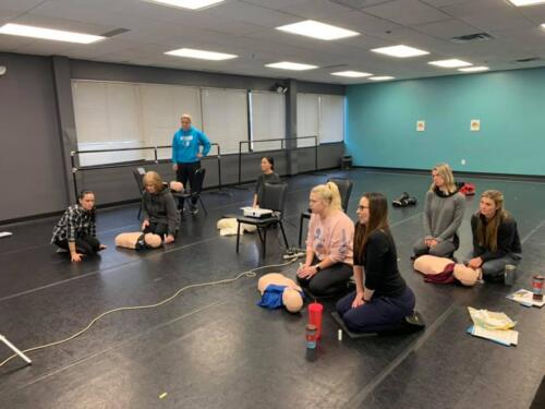 Staff CPR AED & 1st Aid Training